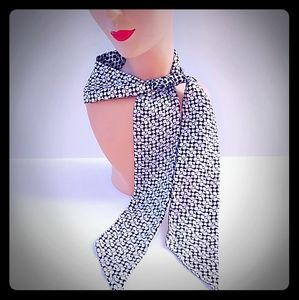 Women's Coach neck tie